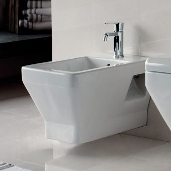 Britton Cube Wall Hung Bidet