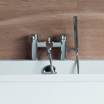 Britton Sapphire Bath Shower Mixer Tap