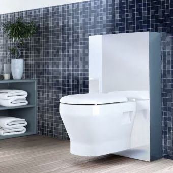 Britton Tablet Toilet Cistern Unit (Wall Hung)