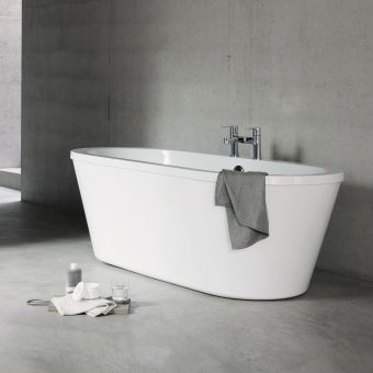 Freestanding Baths In Traditional Modern Styles In Steel Acrylic - Bathtub styles photos