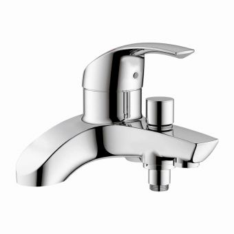 Grohe Eurosmart Single-lever Bath/shower Mixer Tap