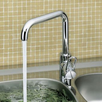 Hansgrohe Axor Uno2 Side Lever Kitchen Mixer Tap
