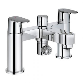 Grohe Eurosmart Cosmopolitan Two Handle Bath/Shower Mixer