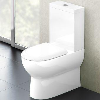 Britton Compact Close Coupled Toilet