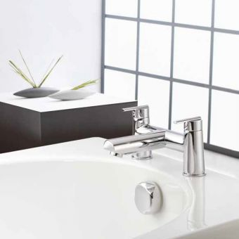 Francis Pegler Pulsar Bath Filler Tap
