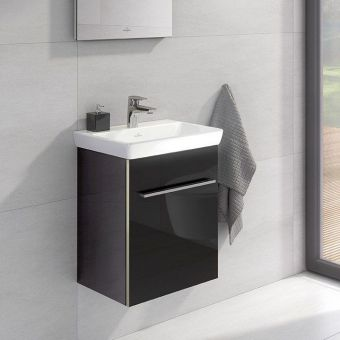 Villeroy & Boch Avento Single Door Vanity Unit & Basin