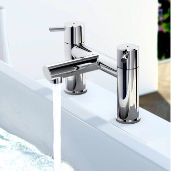 Grohe Concetto Two-handled Bath Filler - 25102000