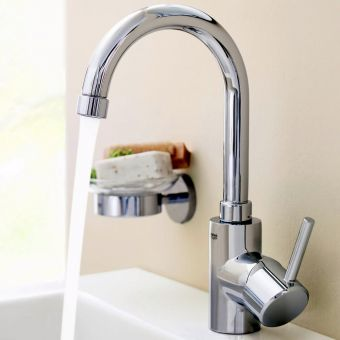 Grohe Concetto Side Lever Basin Mixer L-Size