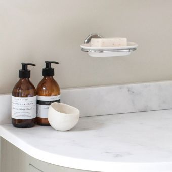 Burlington Wall Mounted Soap Dish