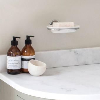 Burlington Wall Mounted Soap Dish - A1CHR