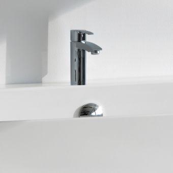 Britton Sapphire Single Lever Bath Filler