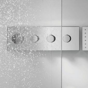 AXOR ShowerCollection 360 Shower Module Finish Set - 10751000