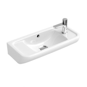 Abacus D-Style Compact Cloakroom Washbasin - VBSW-20-3225
