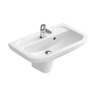 Abacus D-Style Compact Handwash Basin