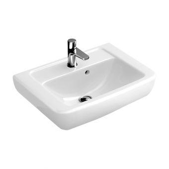Abacus Simple 45cm Cloakroom Washbasin - VBSW-35-3245