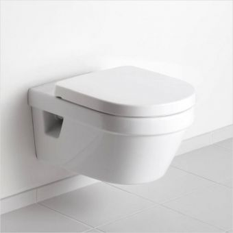 Abacus D-Style Compact Wall-hung Toilet - VBSW-20-0510