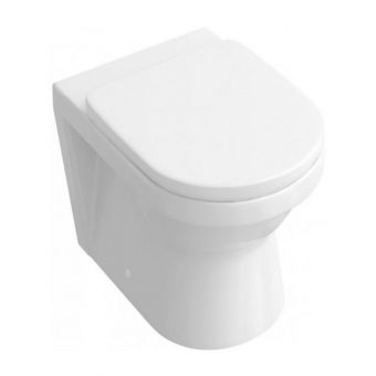 Abacus Bathrooms D-Style Back to Wall Toilet
