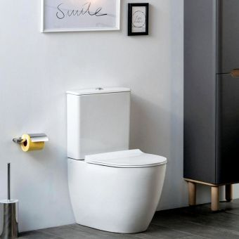 Vitra Sento Close Coupled Toilet