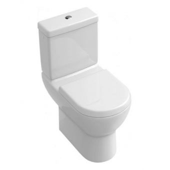 Abacus Simple Close Coupled Toilet