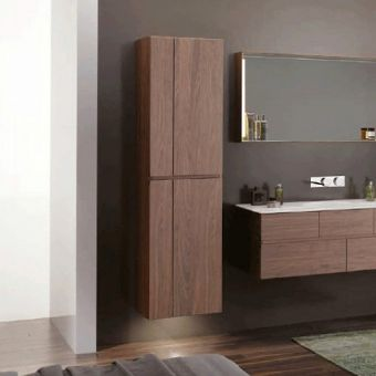 Vitra Memoria Tall Cabinet with Pull-Out Storage