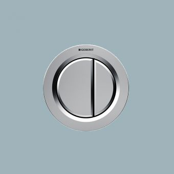 Geberit Dual Flush Buttons, Pneumatic Type 01