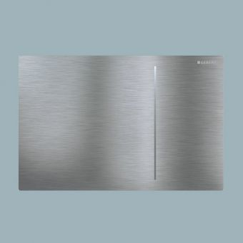 Geberit Sigma70 Soft-Touch Dual Flush Plate - 115627FW1