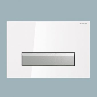 Geberit Sigma40 'DuoFresh' Odour Extraction Flush Plate