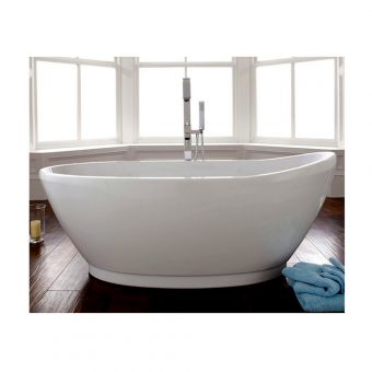 Abacus Varese S Freestanding Slipper Bath