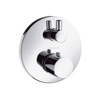 Hansgrohe Ecostat S (Version 1) Trim Trim Set With Diverter & iBoxs
