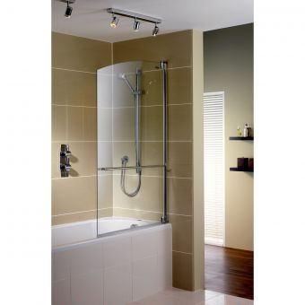 Showerlux Swing Figuro Shower Screen