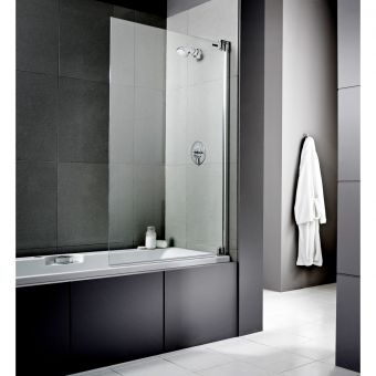 Showerlux Swing Classico Shower Screen
