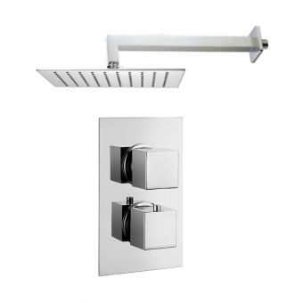 Abacus Emotion Shower Package, with Square Head Kit E03