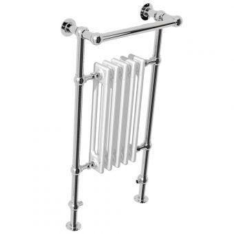 Abacus Elegance Half Sovereign Traditional Towel Warming Radiator - ELHS095050CP