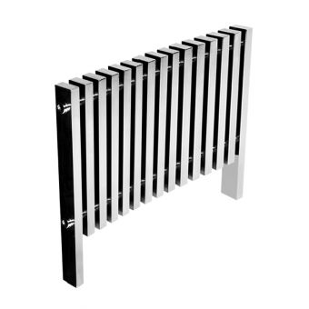Abacus Kolonna Stainless Steel Column Radiator