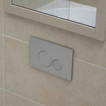 Abacus ISO 2 Toilet Flush Plates
