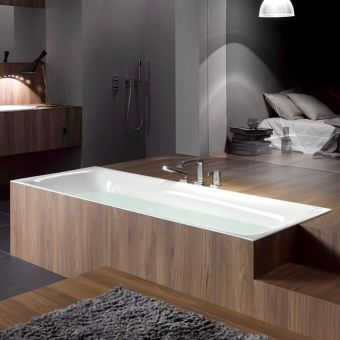 Bette Lux Steel Bath