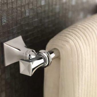Imperial Highgate Single Towel Rail