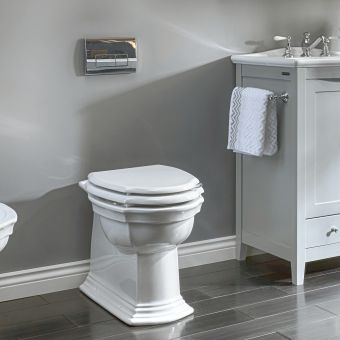 Imperial Westminster Back to Wall Toilet - WM1BC01030