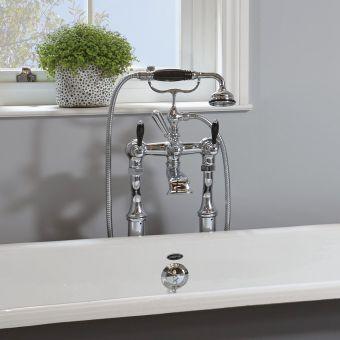 Imperial Notte Bath Shower Mixer Tap Kit - ZXT6051100