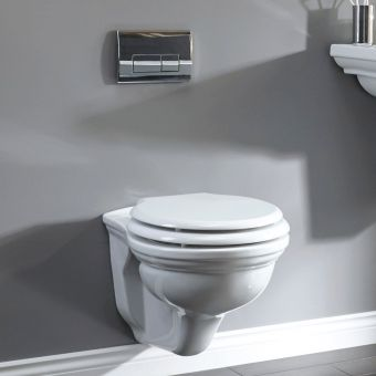 Imperial Radcliffe Wall Hung Toilet - RD1WH01030