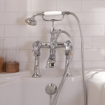 Imperial Edwardian Bath Shower Mixer