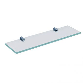 Abacus Halo Glass Shelf