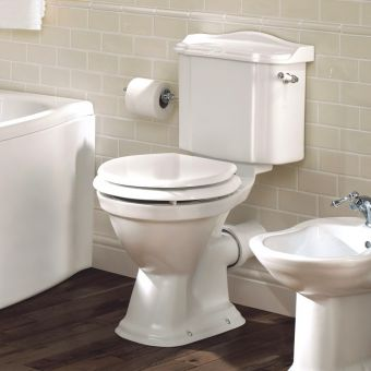Imperial Drift Close Coupled Toilet - DR1WCC1030