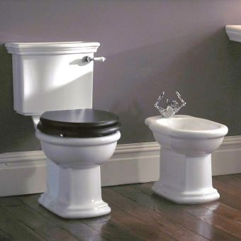 Imperial Bergier Close Coupled Toilet - BE1WC01030