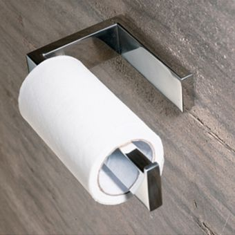 Abacus Pure Stainless Steel Toilet Roll Holder - ACBX-20-2802