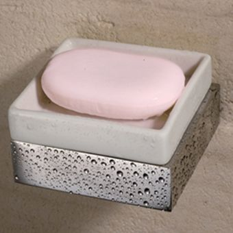 Abacus Pure Stainless Steel Soap Dish - ACBX-20-2202