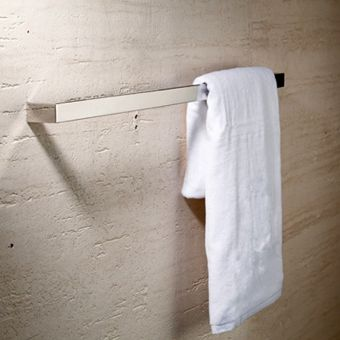Abacus Pure Stainless Steel Single Towel Bar - ACBX-20-2601