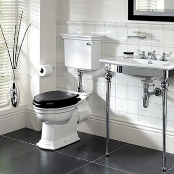 Imperial Westminster Toilet with Low Level Cistern