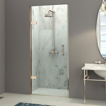 Matki Eauzone Plus Curved Corner Shower Enclosure Uk