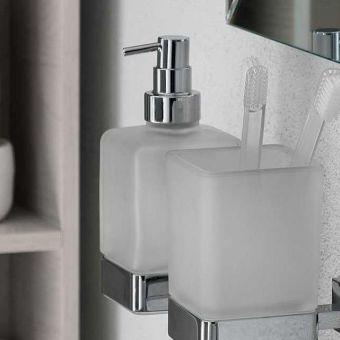 Inda Lea Liquid Soap Dispenser - A18120CR21